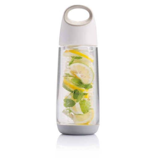 Bopp Fruit infuser bottle white