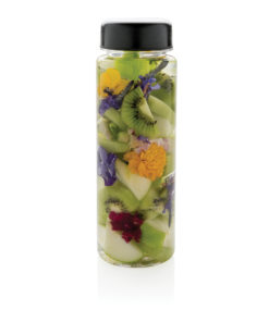 Everyday infuser bottle black P436.451