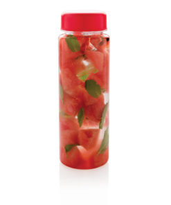 Everyday infuser bottle red P436.454