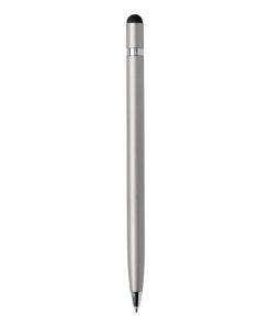 Simplistic metal pen silver P610.942