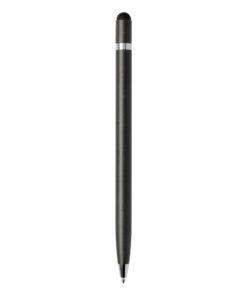 Simplistic metal pen grey P610.946