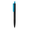 X3 black smooth touch pen blue