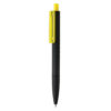 X3 black smooth touch pen yellow