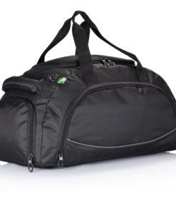 Florida sports bag PVC free black P703.731
