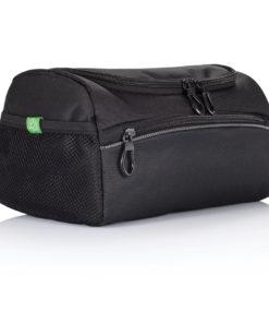 Florida toiletry bag PVC free black P703.751