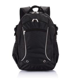 Denver laptop backpack PVC free black P705.021