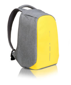 Bobby compact anti-theft backpack yellow P705.536