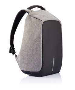 Bobby anti-theft backpack grey P705.542