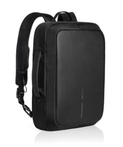 Bobby Bizz anti-theft backpack & briefcase black P705.571