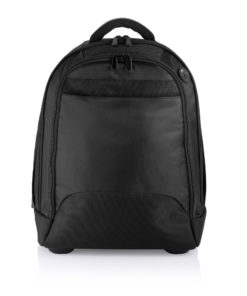 Executive backpack trolley black P728.031