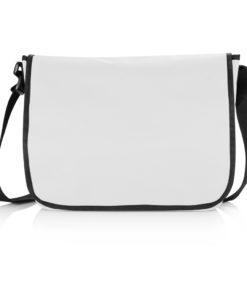 Shoulder document bag grey P729.273