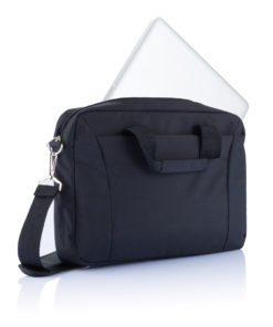 "4"" exhibition laptop bag PVC free black P732.151"