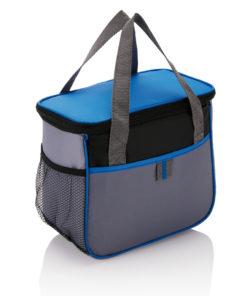 Cooler bag blue