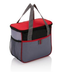 Cooler bag red
