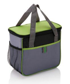 Cooler bag green