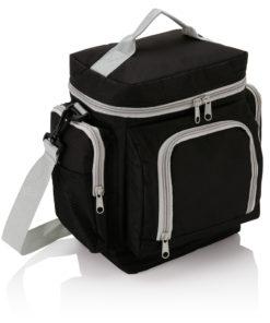 Deluxe travel cooler bag black P733.061