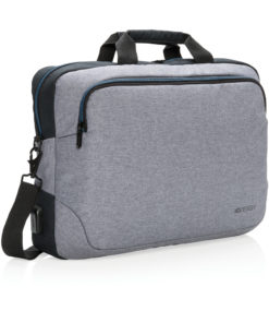 "Arata 15"" laptop bag grey"