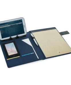 Tech portfolio blue