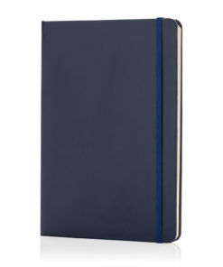 Classic hardcover notebook A5 navy P773.219