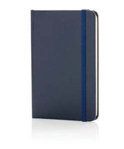Classic hardcover notebook A6 navy P773.229