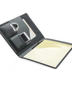 A4 Portfolio with smart pocket black P773.581