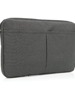 "Laptop sleeve 15"" PVC free anthracite P788.052"