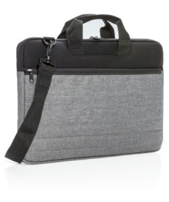 "15"" document laptop sleeve PVC free grey P788.062"