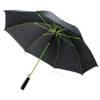 "Coloured 23"" fibreglass umbrella green"