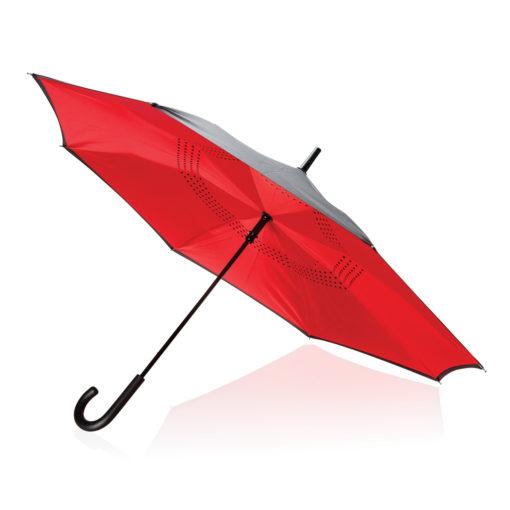 """23"""" manual reversible umbrella red P850.094"""