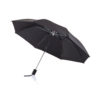 "Deluxe 20"" foldable umbrella black P850.261"