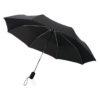 """Swiss peak Traveller 21"""" automatic umbrella black P850.370"""