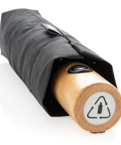 Foldable umbrellas P850.391 black