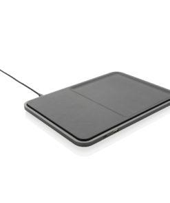 Swiss Peak Luxury 5W wireless charging tray black P308.071