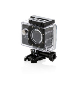 4K Action camera black P330.041