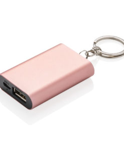 1.000 mAh keychain powerbank pink P324.199