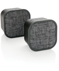 Wireless double speaker black P326.911